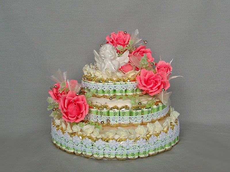 Букеты торты из конфет своими руками