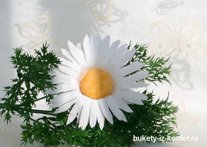romashka-iz-gofrirovannoj-bumagi-14